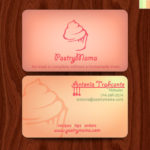 Bakery Business Cards: 20 Examples of Pastry Shop Business Cards