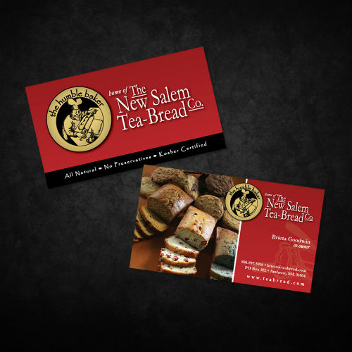 Bakery business cards 20 examples of pastry shop business cards if colourmoves Gallery