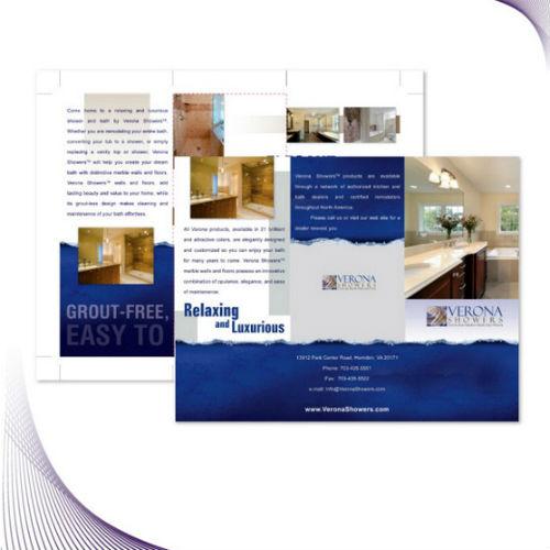 brochure samples examples of basic brochure designs uprinting