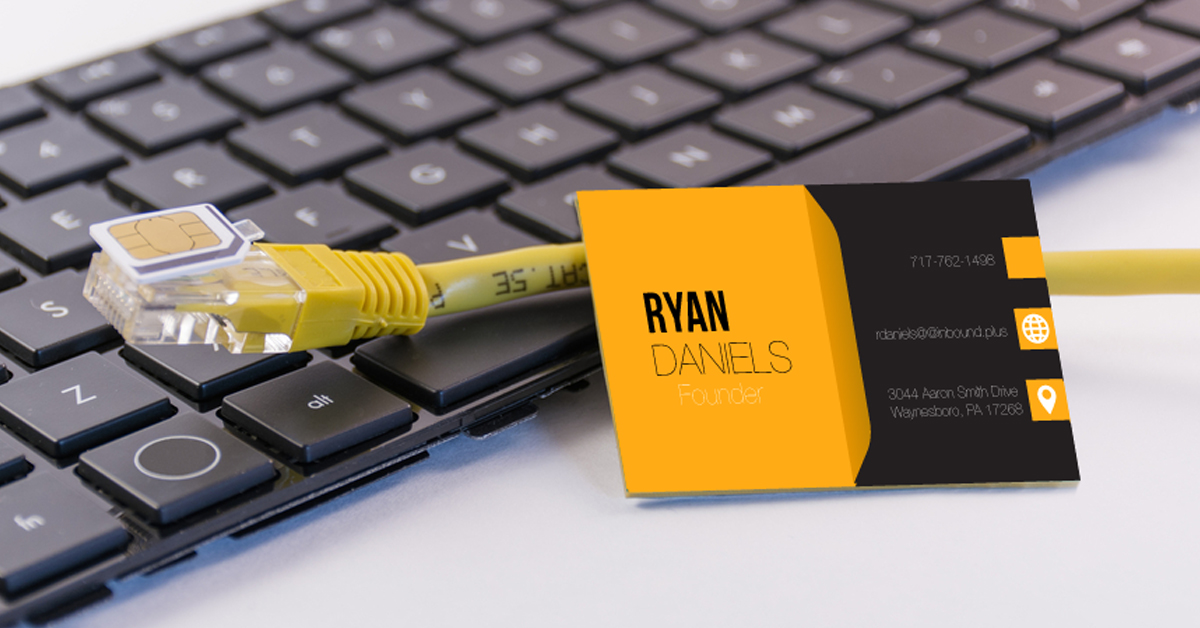 Hybrid Networking: In Defense of Business Cards in the Social Media ...