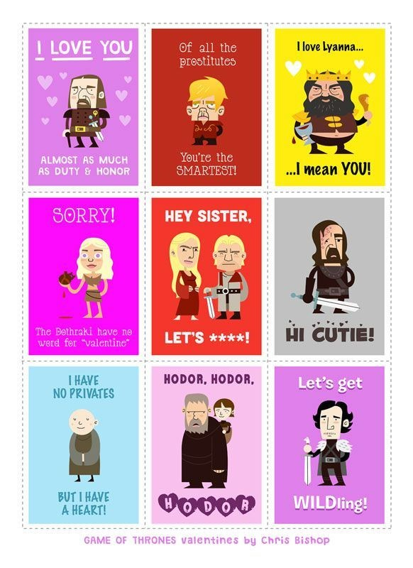 12 Offbeat Valentines Day Card Designs – Mean Valentine Cards