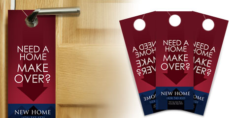 UPrinting Design How-To Series: Effective Promotional Door Hangers ...