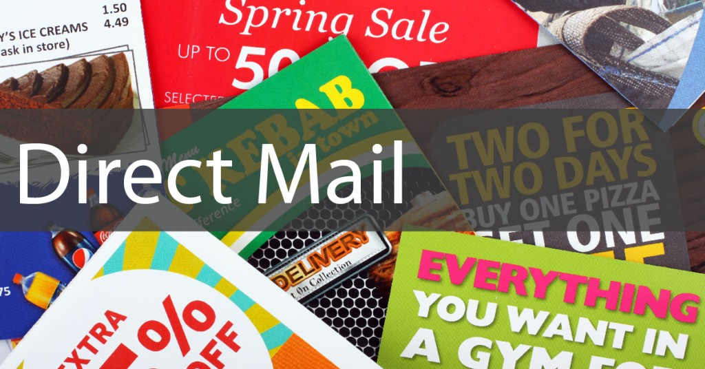 5 Ways Our Customers Do Brochure Marketing - Direct mail