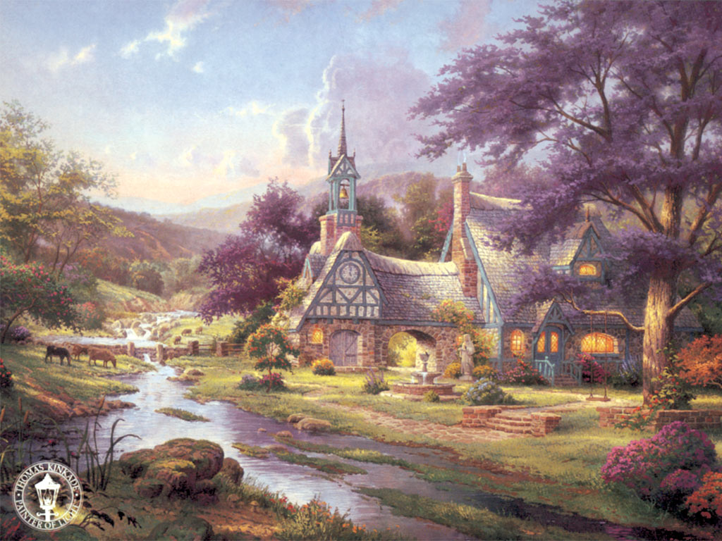 Remembering Thomas Kinkade's Legacy – How One Man's Canvas ...