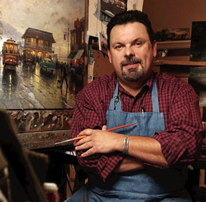 Remembering Thomas Kinkade's Legacy - How One Man's Canvas Prints Changed America