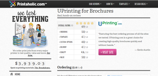Printaholic names uprinting39s stickers and brochures best of 2013 uprinting for Printaholic