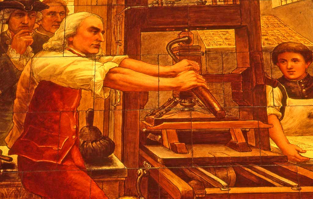 the legacy of benjamin franklin In a 1747 letter to his parents, benjamin franklin noted  and the useful  products of his inventiveness, franklin's medical legacy continues to the present.
