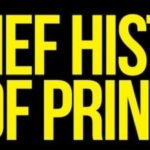 A Brief History of Print [Infographic]