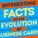 Interesting Facts on the History of Business Cards [Infographic]