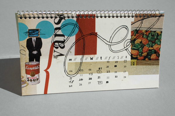 Sean Ryan Cooley - 2008 Design Calendar