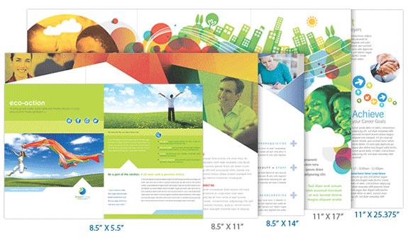 Extensive Guide: Working with Standard Brochures | UPrinting