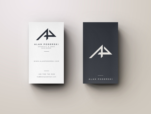 38 pro designers reveal their top business card design tips henry han reheart Choice Image