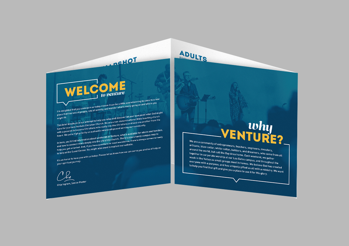 Examining the types of 8 page brochures an in depth for French brochure template