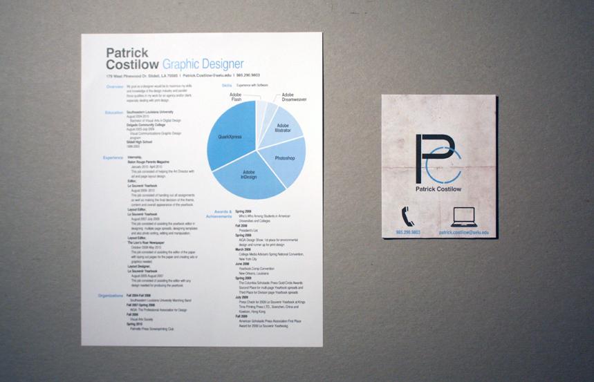 Brochure Resume 1