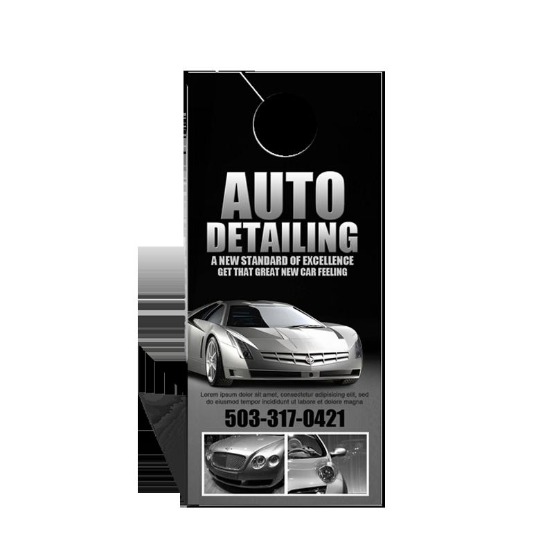 Auto Door Hangers