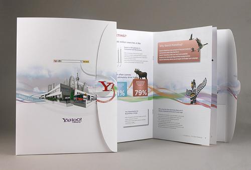 Brochure Presentation Yahoo