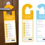 Real Estate Agent Marketing: Door Hanger Ideas