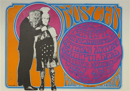6 Interesting Things You Didn't Realize About Posters - Grateful Dead