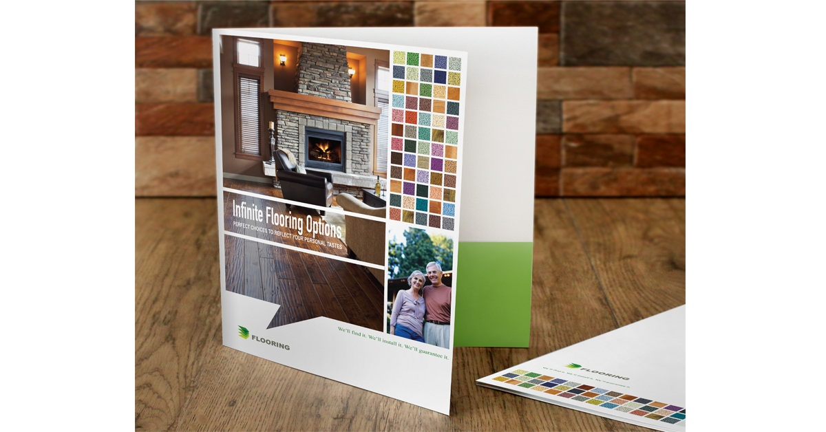Trade Show Product - Folders - Flooring