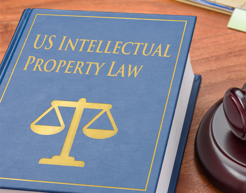 Intellectual Property Law Book