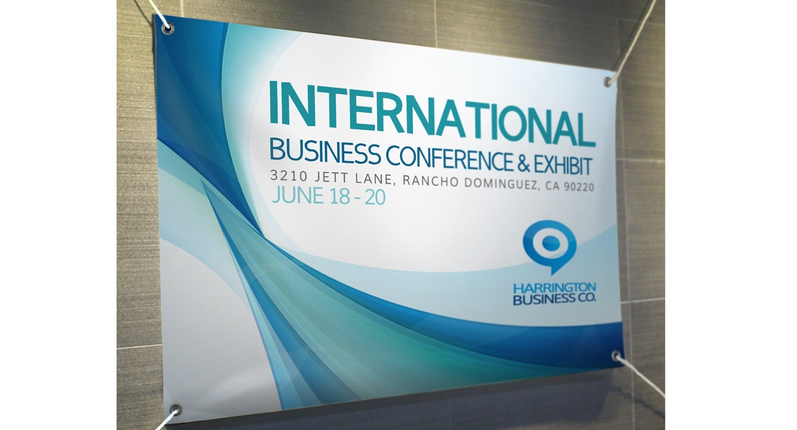 Trade Show Product - Vinyl Banner