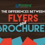 The Differences Between Flyers and Brochures