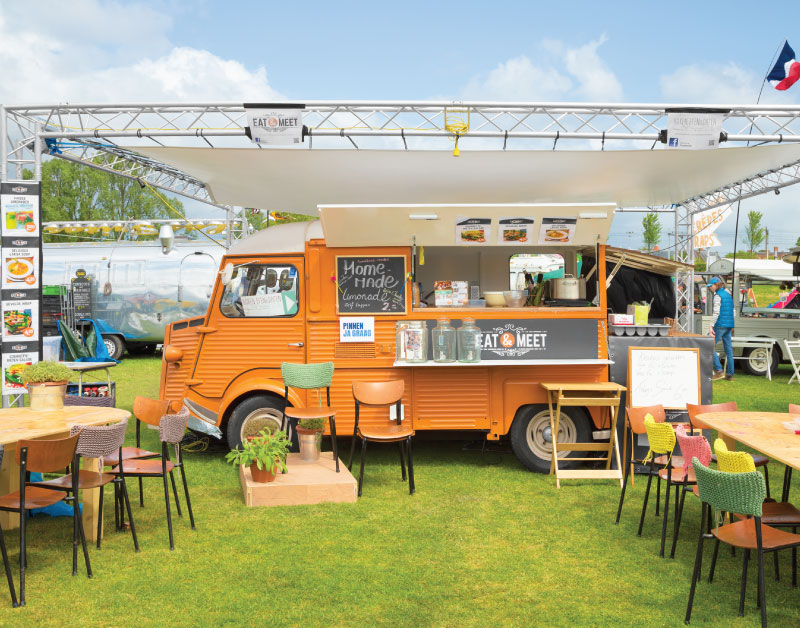 6 Crucial Food Truck Marketing Concepts - Empty truck