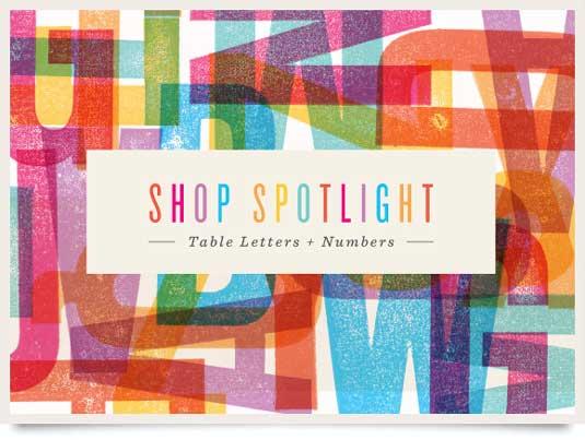 Shop Spotlight flyer