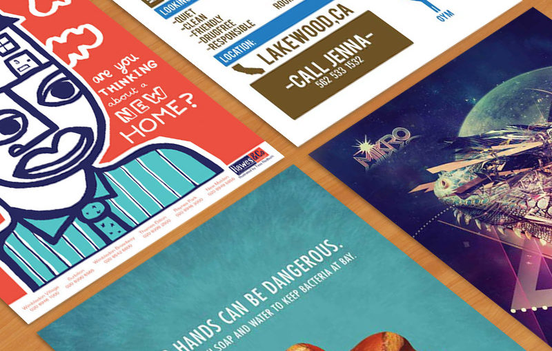 best flyer design 2016 round up
