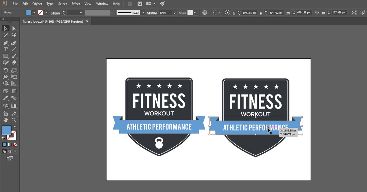 sticker design in adobe CS
