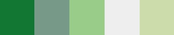 green shaddes