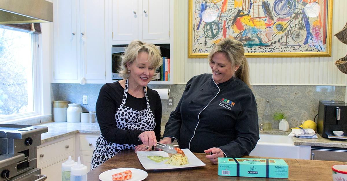 Chef Kathy Douglas
