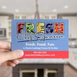 UStory: Fresh Chef Experience