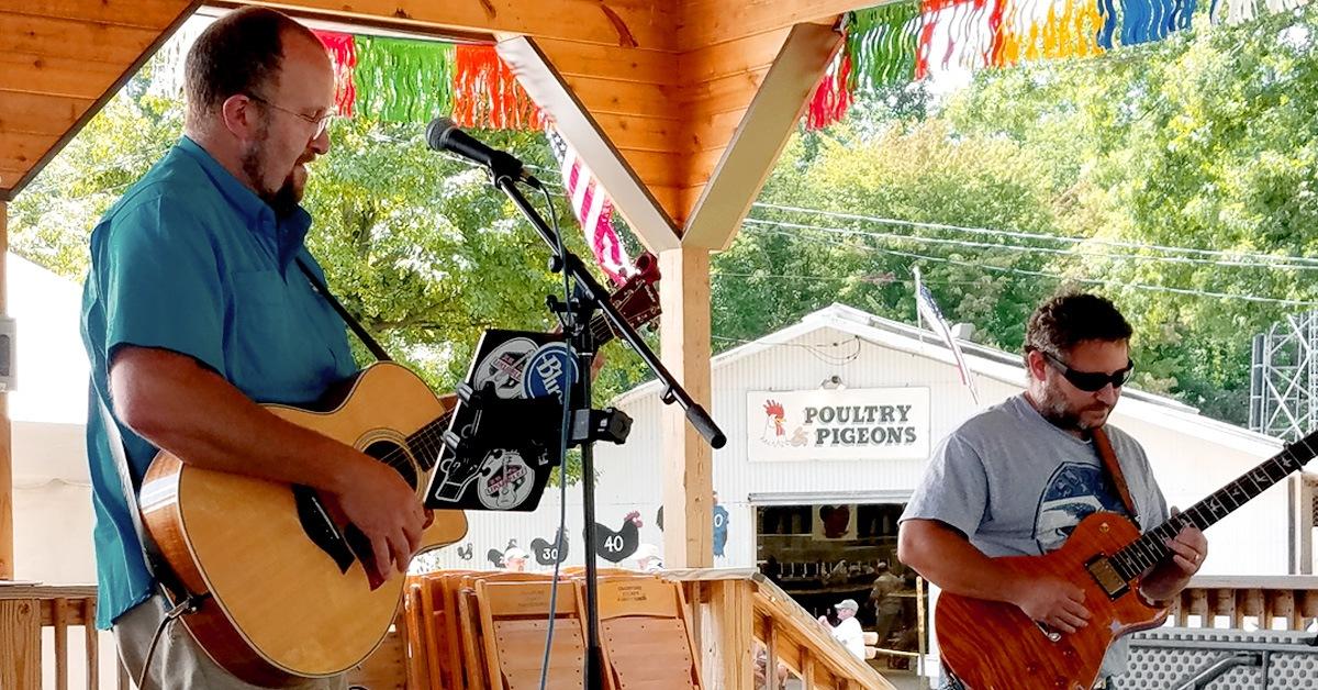 Mark and Dan Peaceful Lion Music