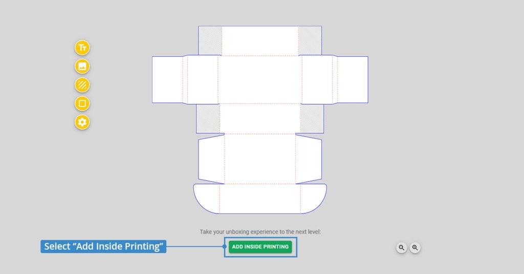 Add inside printing