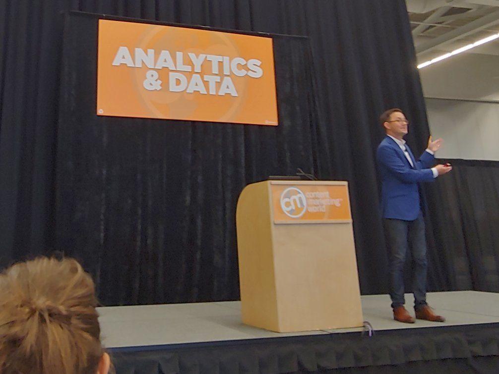 CMWorld Analytics & Data Stage