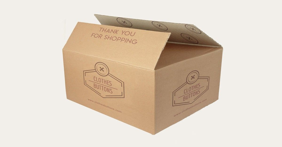 Order Shipping Boxes