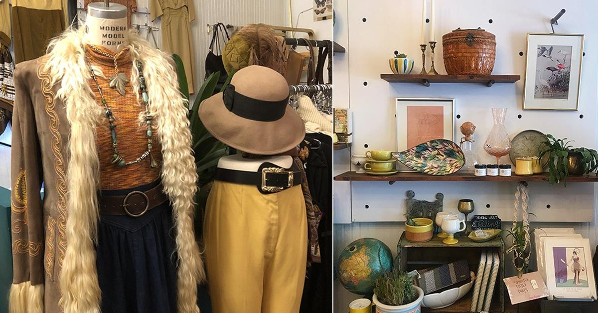 fashion vintage wear home accessories